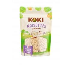 Grains de noisettes grillées Koki